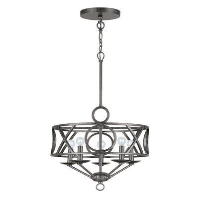Odette 5 Light Chandelier