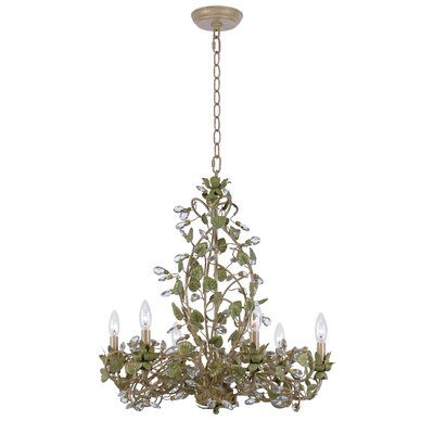 Josie 6 Light Chandelier