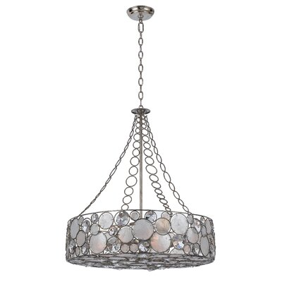 Palla 8 Light Chandelier