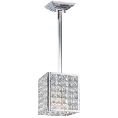 Crystorama Chelsea 1 Light Pendant