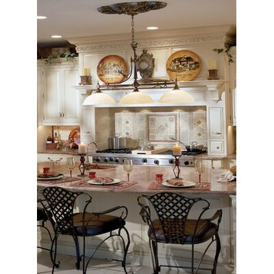 Hot Deal 3 Light Kitchen Island Pendant