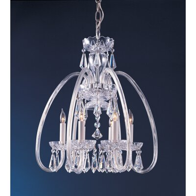 Crystorama Hot Deal 6 Light Chandelier