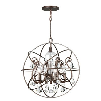 Solaris 5 Light Chandelier