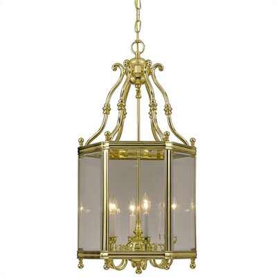 Crystorama Windsor 6 Light Lantern