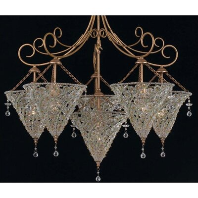 Signature Chandelier with Crystal