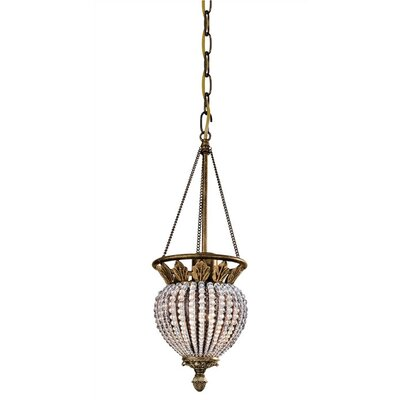 Roosevelt 3 Light Foyer Pendant