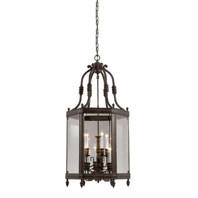 Windsor 9 Light Hanging Lantern