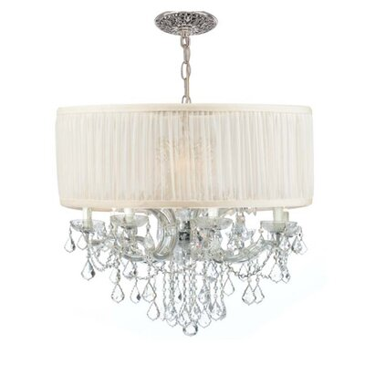 Crystorama Brentwood 8 Light Chandelier