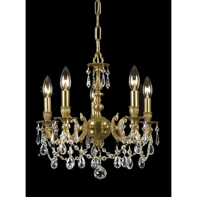 Crystorama Mirabella  Mini Chandelier