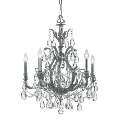 Crystorama Dawson 5 Light Chandelier