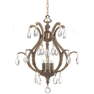 Dawson 3 Light Chandelier