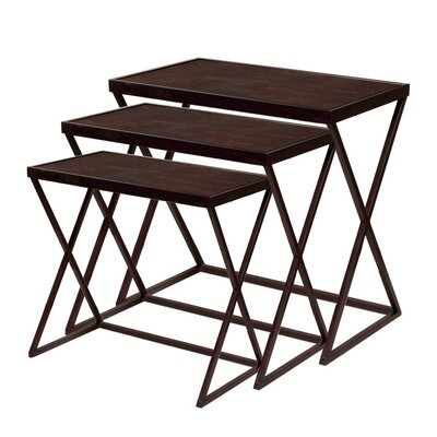 <strong>Import Collection</strong> 3 Piece Nesting Tables