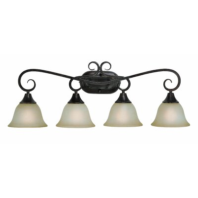 Jeremiah Torrey 4 Light Bath Vanity Light