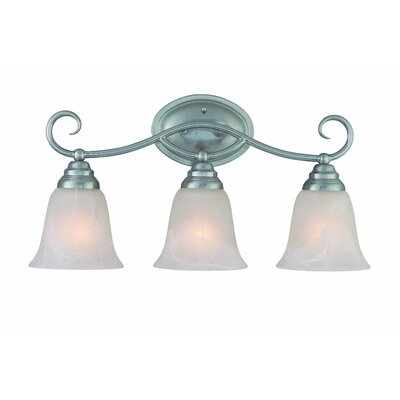 Jeremiah Cordova 3 Light Bath Vanity Light