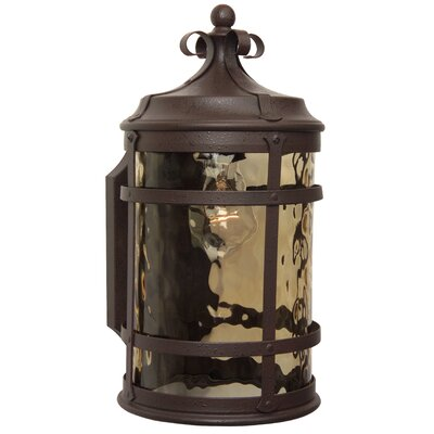 Jeremiah Espana 1 Light Outdoor Wall Lantern