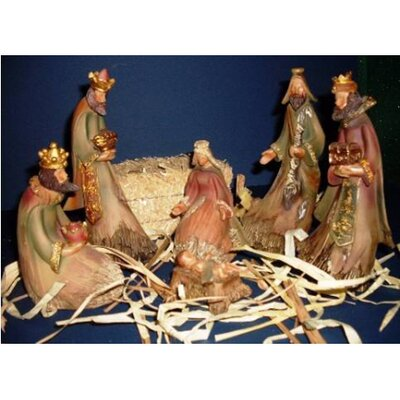 Drainage Industries Nativity (Set of 6)