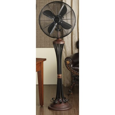 Venezia Decorative Floor Fan