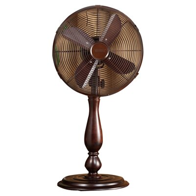 Deco Breeze Sutter Oscillating Table Fan