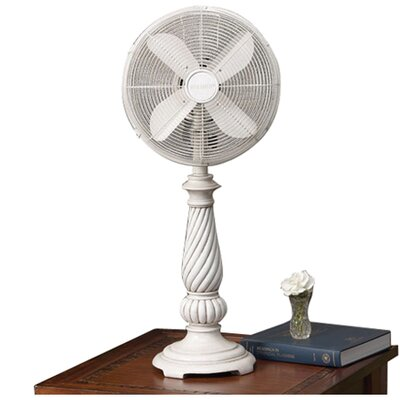 Deco Breeze Providence Decorative Table Top Fan