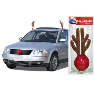 Mystic Industries Corp Reindeer Kit for Cars and Trucks