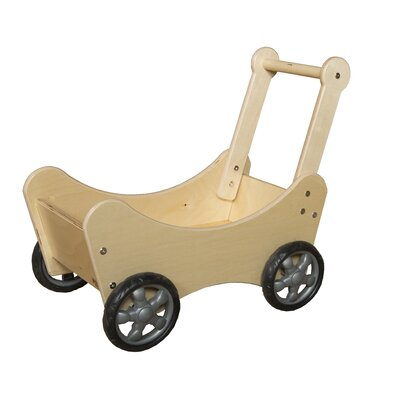 Wood Designs Doll Carriage in Tuff Gloss