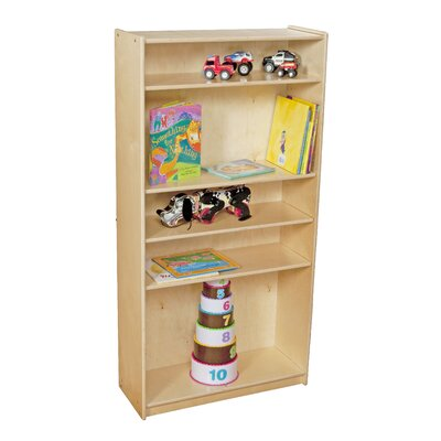 "Wood Designs Contender Baltic 59.5"" Bookcase"
