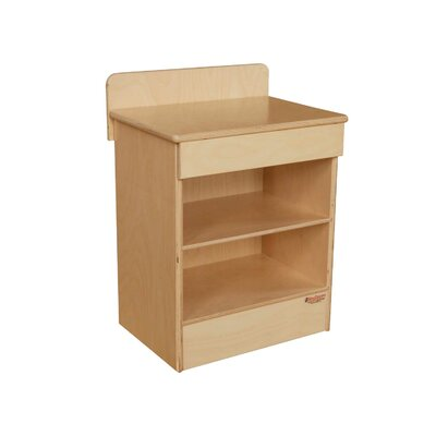 Wood Designs Tot Standard Cabinet
