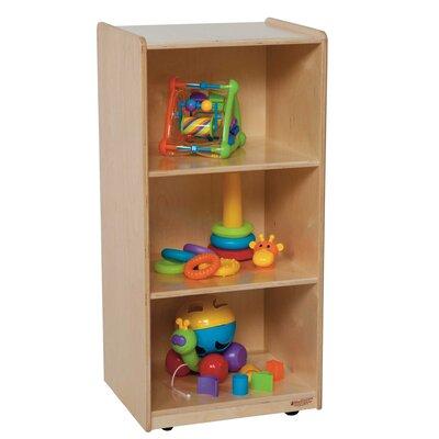 """Wood Designs Mobile Mini 36"""" Bookcase"""
