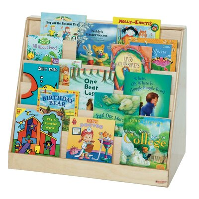 Wood Designs Book Storage and Display