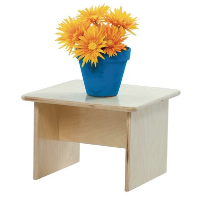 Wood Designs Children's End Table