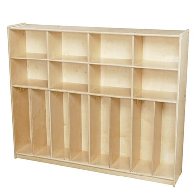 Wood Designs Contender Baltic Birch Neat and Trim Locker