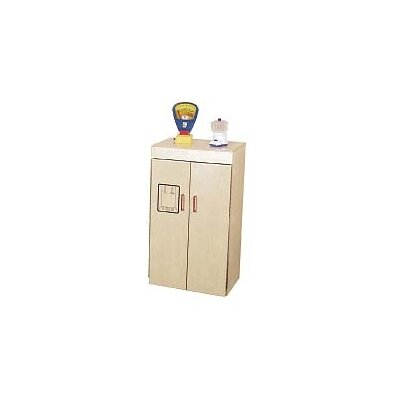 Wood Designs Healthy Kids Refrigerator