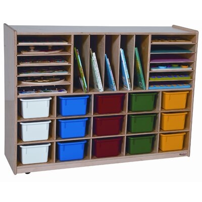 Wood Designs Multi Storage Unit