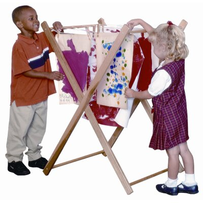 Wood Designs Paint Drying Rack