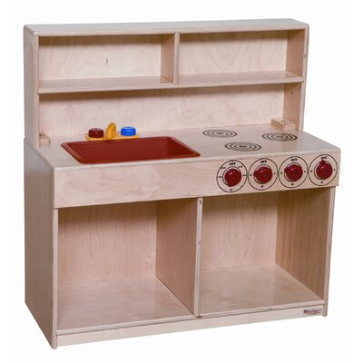 Wood Designs Tot Size Multi Kitchen Center