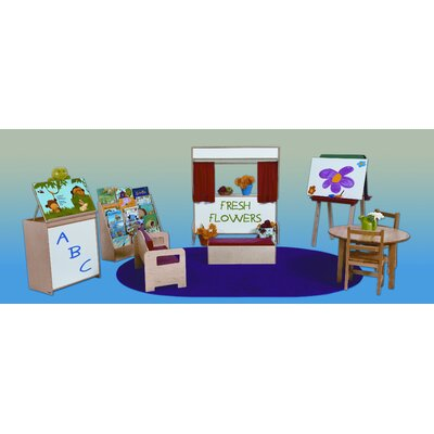 Wood Designs Solid Plywood Literacy Package