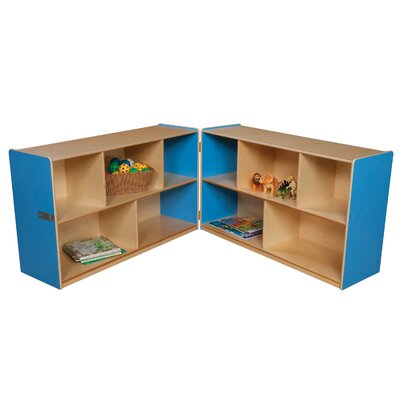 "Wood Designs 30"" Folding Storage Unit"