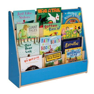Wood Designs Book Display Stand