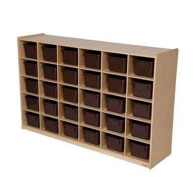 "Wood Designs Natural Environment 54"" Storage Unit"