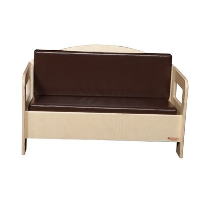 Wood Designs Natural Environment Kid's Sofa