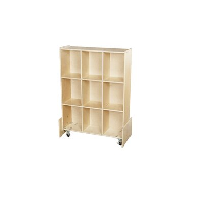Wood Designs Contender Roll and Write Storage Unit