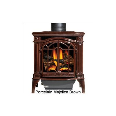 Napoleon Bayfield Direct Vent Cast Iron Stove