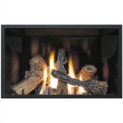 Porcelain Reflective Radiant Fireplace Panels
