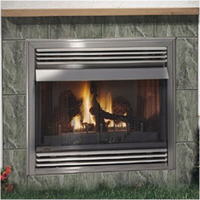 Napoleon Outdoor Vent Free Gas Fireplace