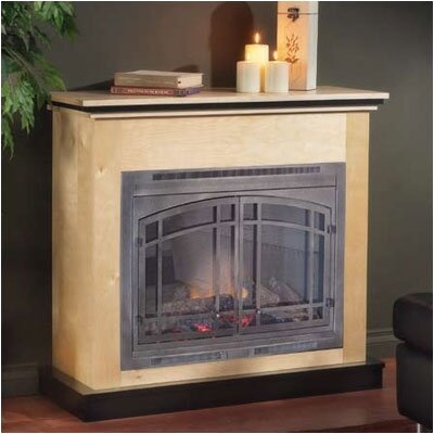 Casaloma Contemporary Electric Fireplace