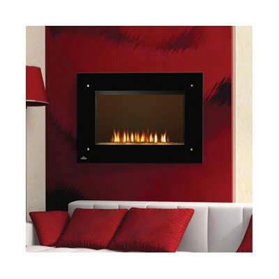 Napoleon wall mount electric fireplace allmodern for 24 wall mount electric fireplace