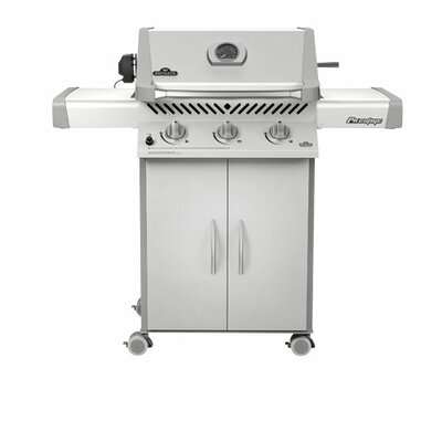 Napoleon Prestige I Gas Grill with Rear Burner