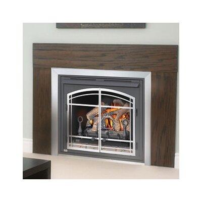 36 zero clearance vent free gas fireplace wayfair