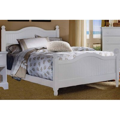 Carolina Furniture Works, Inc. Carolina Cottage Arched Panel Bedroom Collection