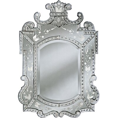 Royale Small Venetian Wall Mirror
